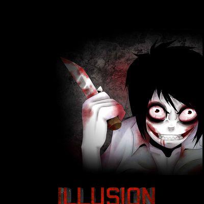 ILLUSION - Ghost Killer (Feat Jeff the Killer !)
