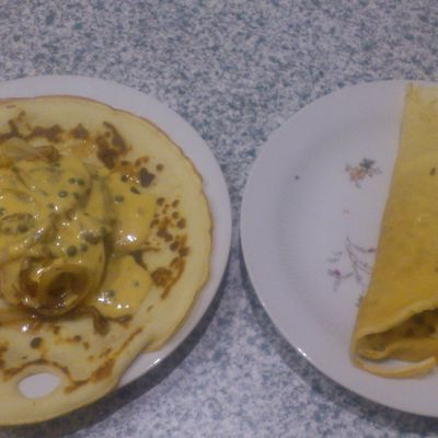 CREPES AMERICAINES