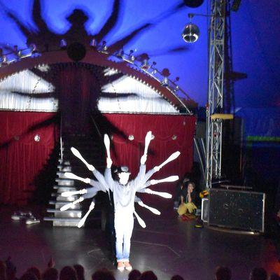 Le cirque à Cournon