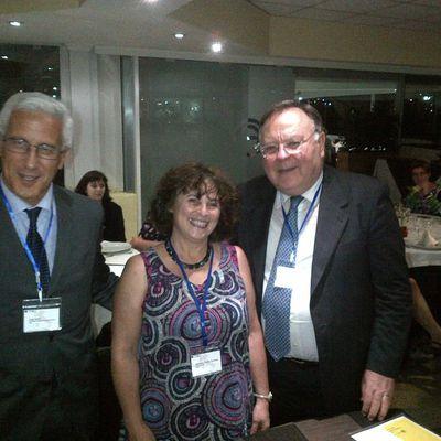 Troisième conférence EUFASD ROME 2014