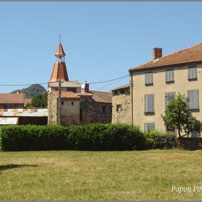 Les villages du Puy de Domes:Antoingt