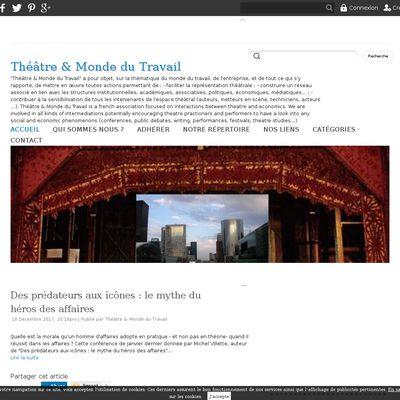 Théâtre & Monde du Travail