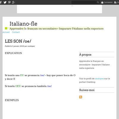 Italiano-fle