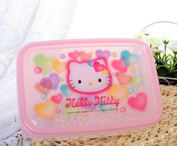 Boîte bento Hello Kitty