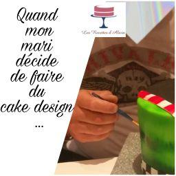 Gâteau Kart