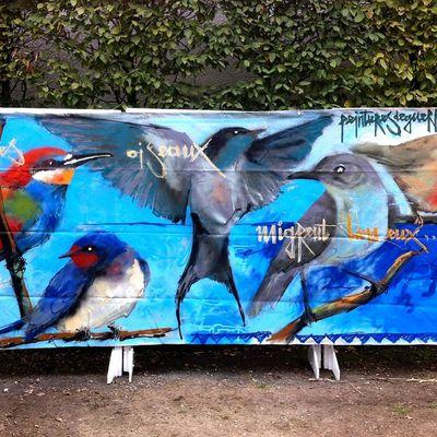 """""""les oiseaux ont des ailes, les enfants des livres""""..."""
