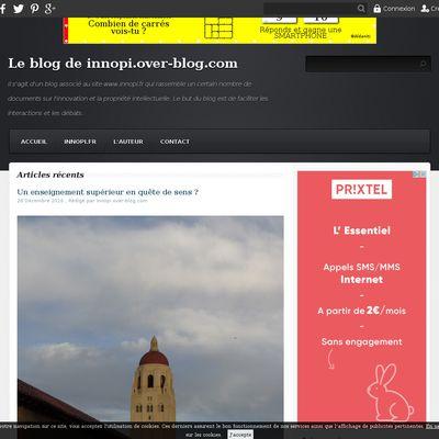 Le blog de innopi.over-blog.com