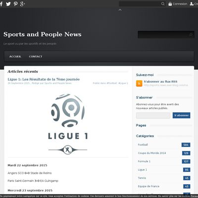 Sports and People News