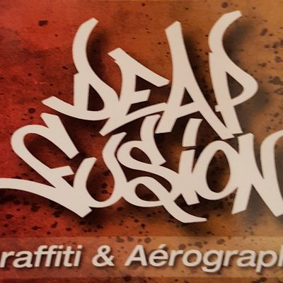 DEAPFUSION, Graffiti & Aérographie