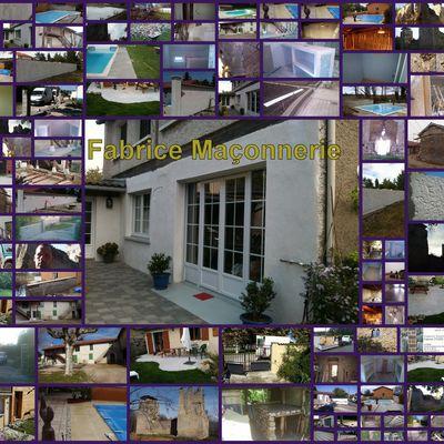 Le site de Fabrice Maçonnerie Ain (01)