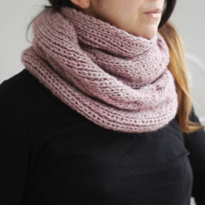 Handmade snood