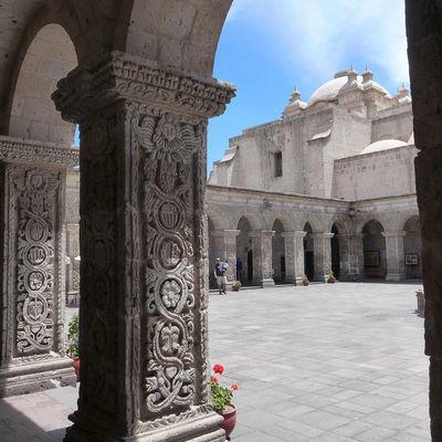 Ciudad Blanca: Arequipa