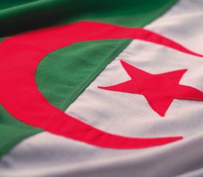 L'Origine du drapeau Algérien