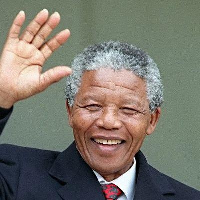 Mon Hommage à Nelson Mandela (bientôt)