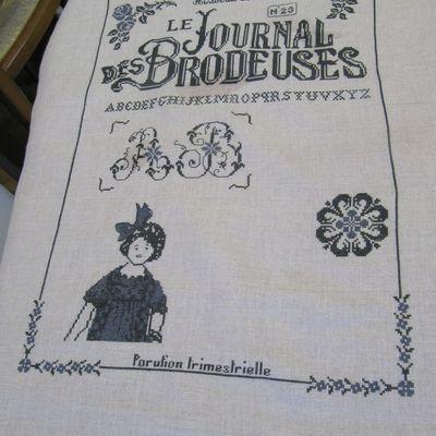SAL JOURNAL DE BRODEUSES