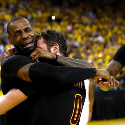 Cleveland: Where emotions happens