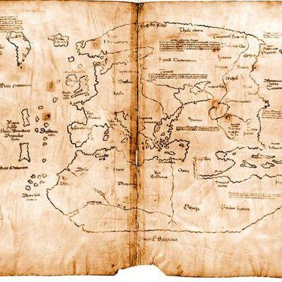 L'histoire de la mystérieuse Carte du Vinland