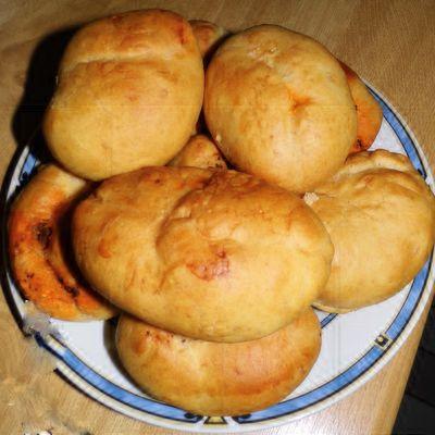 Börek mit Schafskäse und Kartoffeln