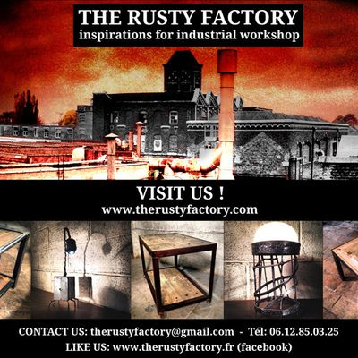 THE RUSTY FACTORY