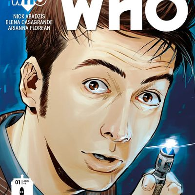 Les comics Titan Doctor Who arrivent en France !