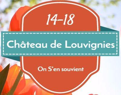 Jour J-14, Bande annonce, informations et déplacement vers Louvignies