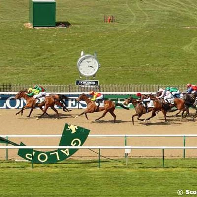 résultat de chantilly 9 4 1 2 10 -lundi saint-cloud 16 chevaux plat