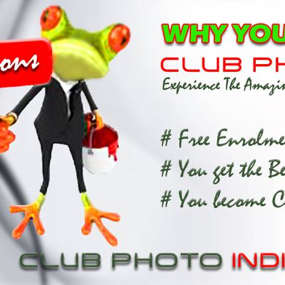Join CLUB PHOTO INDIA.COM