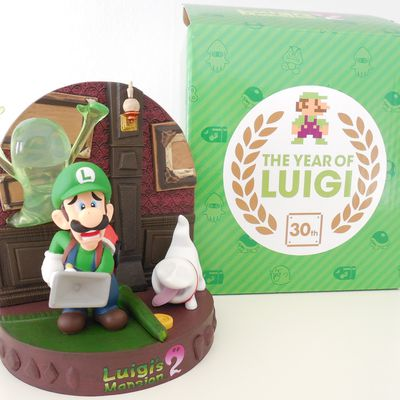 [Objet Collector] Diorama Luigi's Mansion 2 Club Nintendo