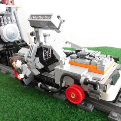[Lego] Back to the Future Part III