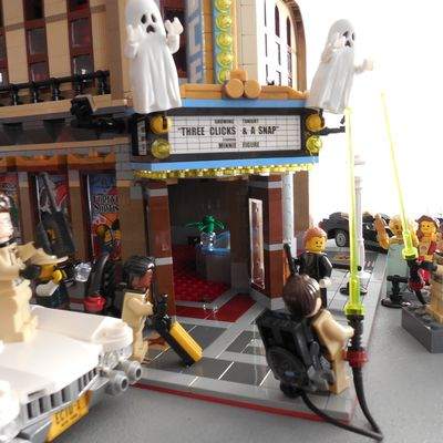 [LEGO] Who you gonna call? GHOSTBUSTERS!