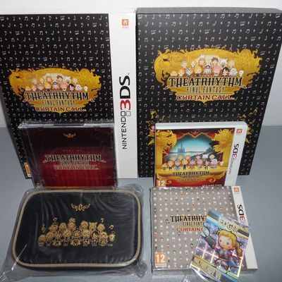 [Collection] Theatrhythm Final Fantasy : Curtain Call - Collector's Edition