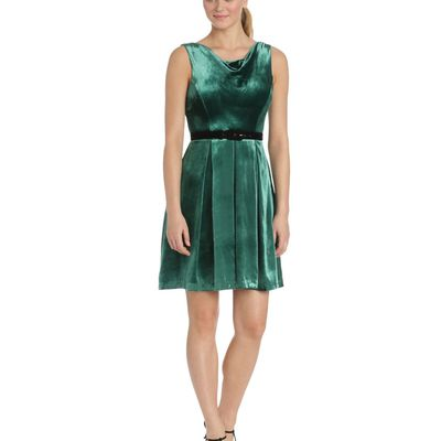 Eva Franco Shiny Thana Dress, Midnight Color