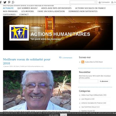 Actions Humanitaires
