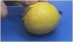 Décor tarte au citron