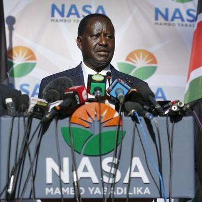 África no se libra del fraude electoral....