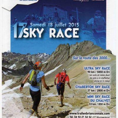 Ultra SkyRace de Montgenèvre : 90km/5850d (180715)