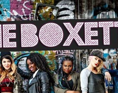 Music project: The Boxettes
