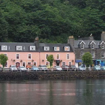 Tobermory, Isle of Mull     by Sonide Phelippe