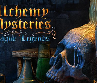 Alchemy Mysteries : Prague Legends