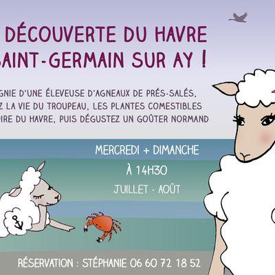 A la découverte du Havre de St-Germain sur Ay