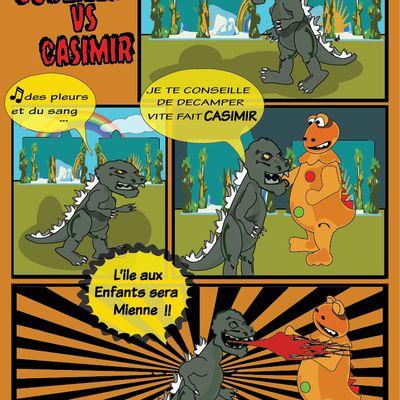 Godzilla contre Casimir