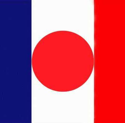 J'adore le Japon et la France