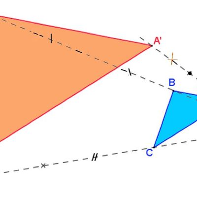Homothétie - Maths Collège 3ème