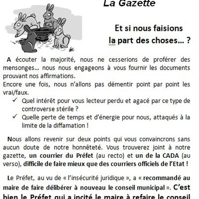 Gazette N°23
