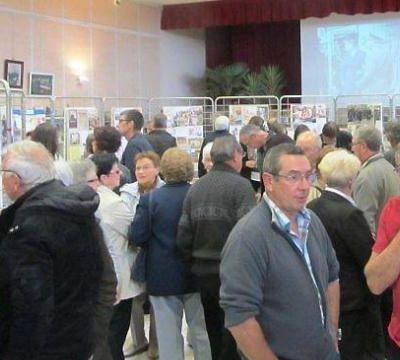 3 000 visiteurs pour l'exposition sur la guerre 14-18