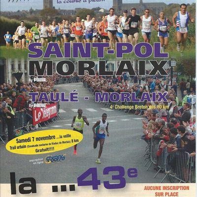 43 ème Saint Pol - Morlaix