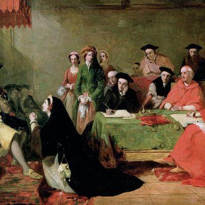 """Las mujeres del rey (II) """"Catalina, Ana y la supremacía papal"""""""