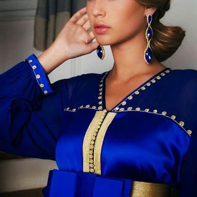 Caftan 2015 | robe de soirée et marié