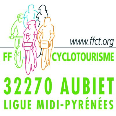 Foyer Rural Aubiet cyclotourisme