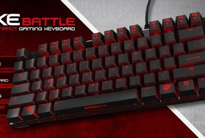 Ozone lance le clavier gamer Strike Battle | Monhardware.fr